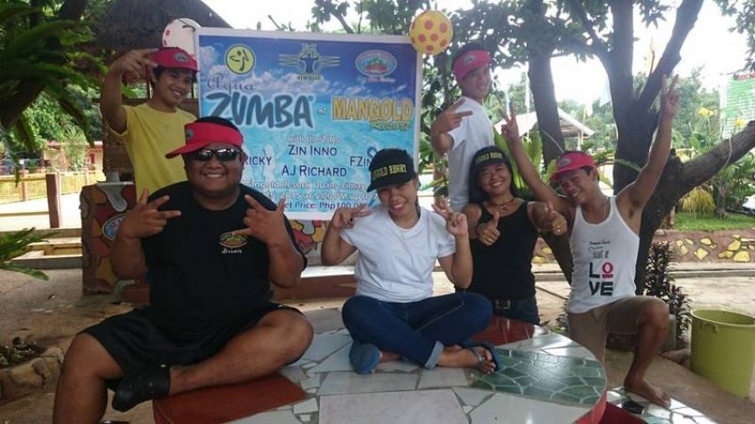 ZUMBA ZUMBA in Mangold Resort